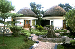 African Cottages
